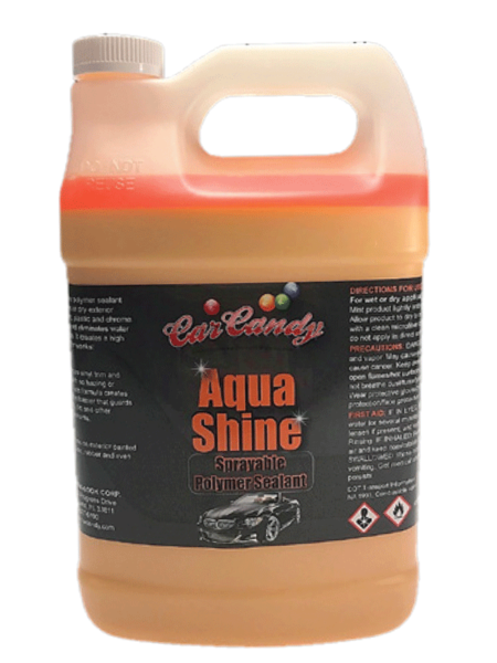 Aqua Shine Sprayable Polymer Sealant