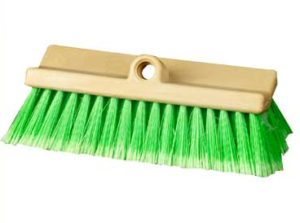 bi level wash brush