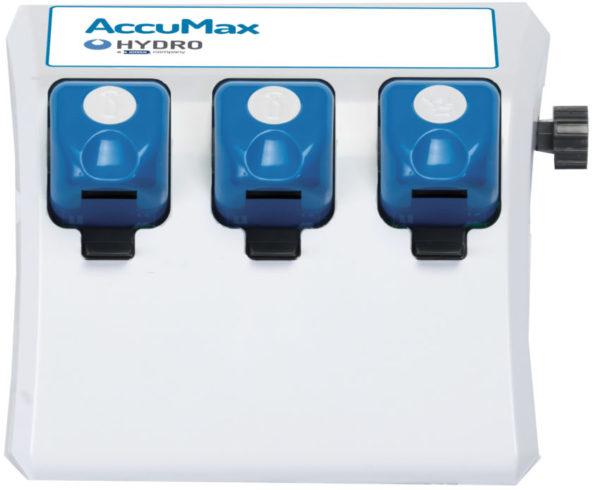 ACCUMAX 3 BUTTON DILUTION CENTER