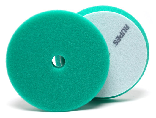 RUPES 180 MM GREEN FOAM PAD