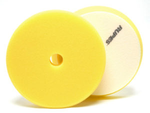 RUPES 180MM YELLOW FOAM PAD