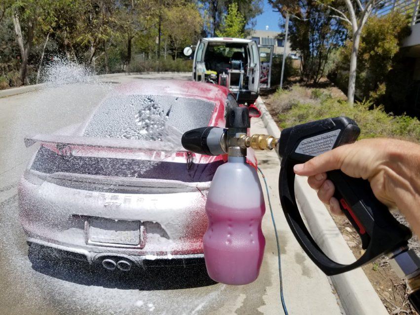 Mtm Hydro Pf22 Foam Cannon Car Candy
