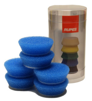 "Rupes Nano 1.25"" Blue Foam Pad"