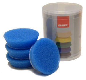 Rupes 70mm blue foam pad