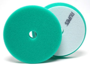 RUPES 6 GREEN FOAM PAD