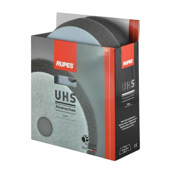 RUPES UHS GREY FOAM PADS